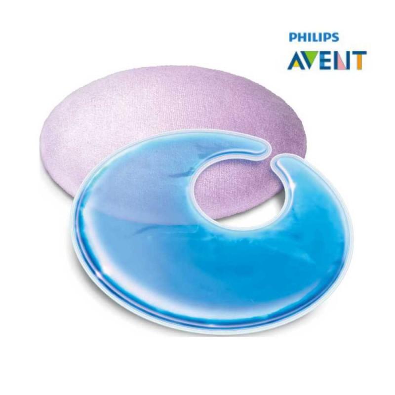 Avent Bolsas térmicas de gel para seios com 2 unidades
