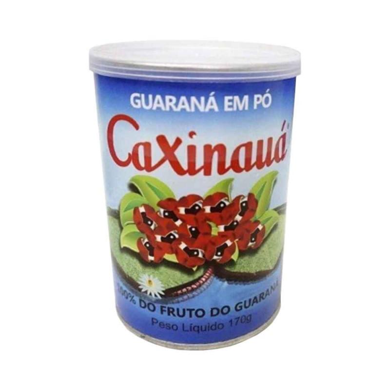 Guaraná em pó 170gr