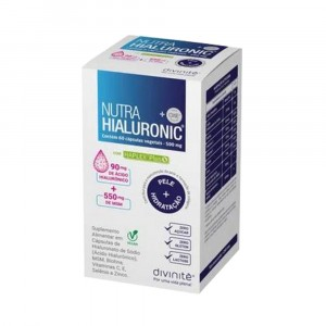 Nutra hialuronic 60 capsulas