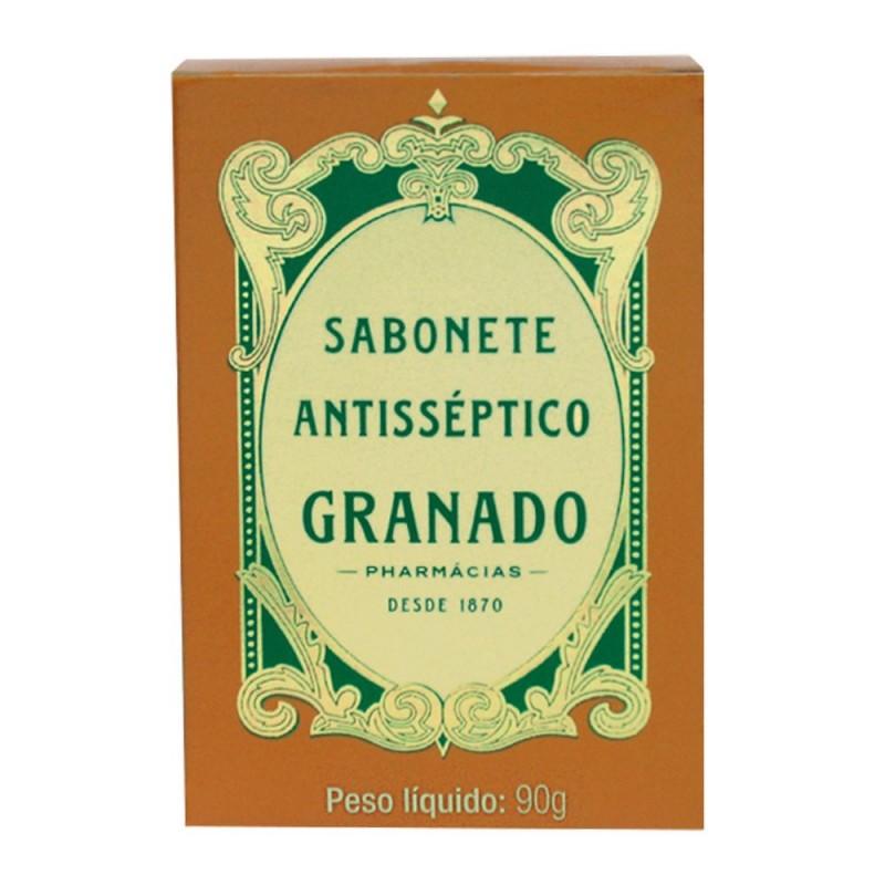 Sabonete antisséptico tradicional 90gr