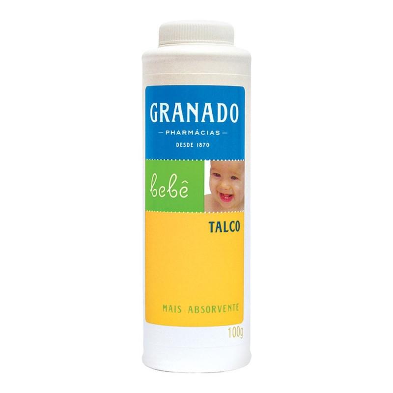 Talco bebê 100gr