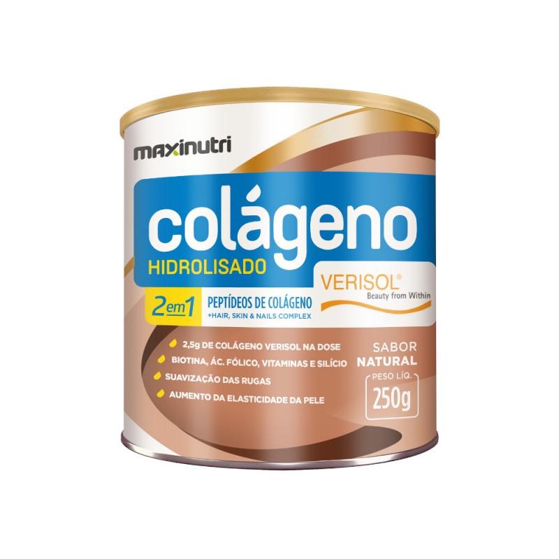 Colágeno Hidrolisado Verisol 250g Maxinutri