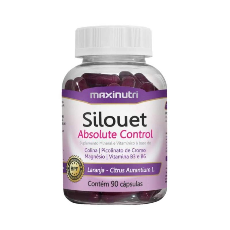 Silouet Absolute Control 90 Cáps. Maxinutri