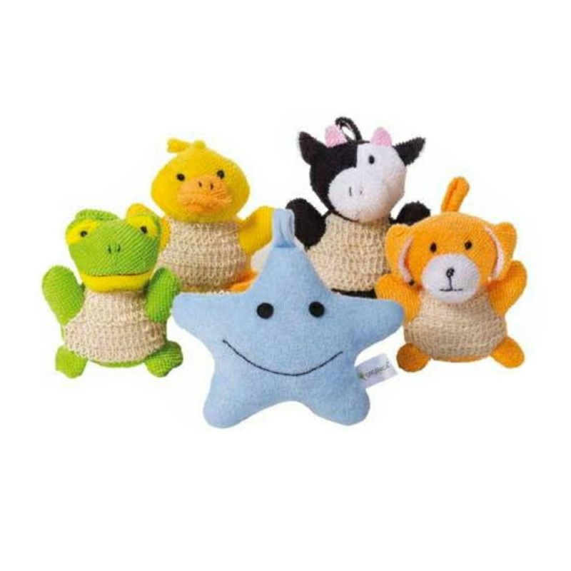 Esponja Bath Toys Infantil Sortidos Orgânica