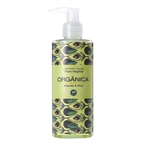 Sabonete Líquido de Abacate e Oliva 250 ml Orgânica