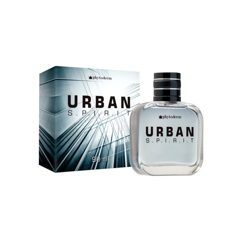Deo Colônia Urban Spirit 90ml Phytoderm