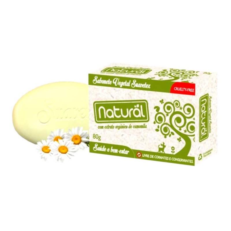 Sabonete natural com extrato de cúrcuma 80gr