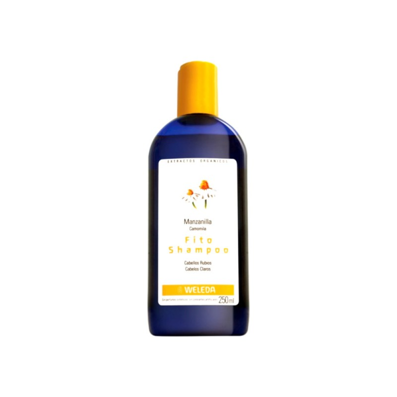 Fito Shampoo Camomila 250ml Weleda