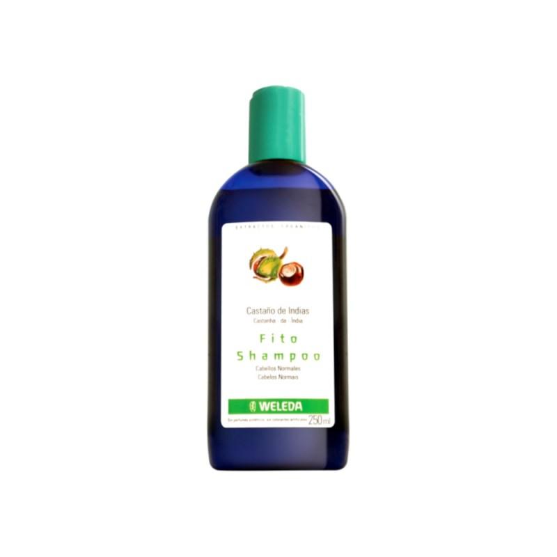 Fito Shampoo Castanha da Índia 250ml Weleda