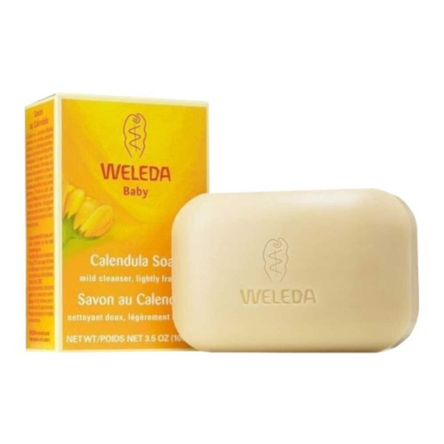 Sabonete Vegetal de Calêndula 100g Weleda